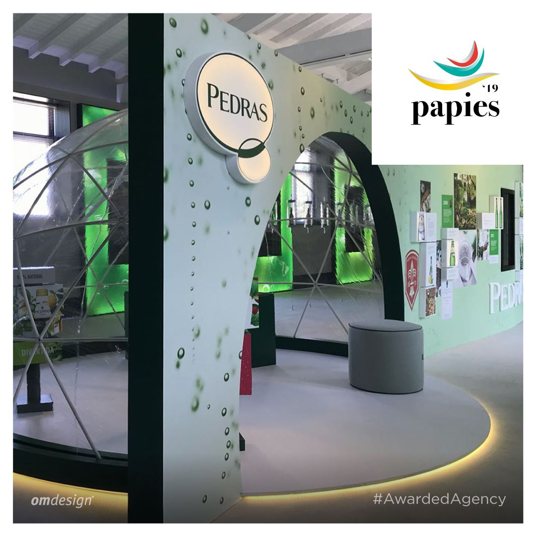 Pedras Experience   #Omdesign #Design #Portugal #LeçadaPalmeira #Since1998 #AwardedAgency #DesignAwards #VisitorsCenter #SpatialDesign #BrandActivation #AguadasPedras #Pedras #PedrasExperience #Awards #Papies #GrandePrémio