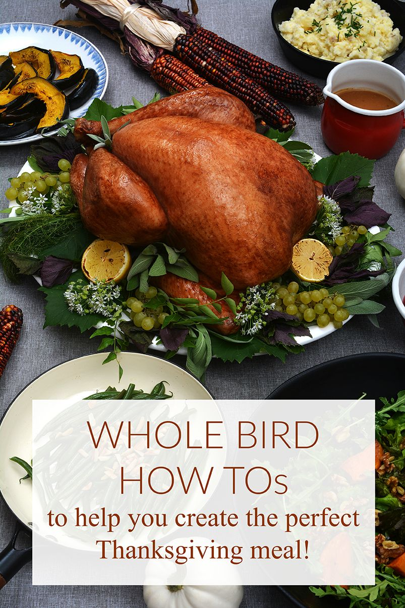 Let Canadian Turkey help you this Thanksgiving with