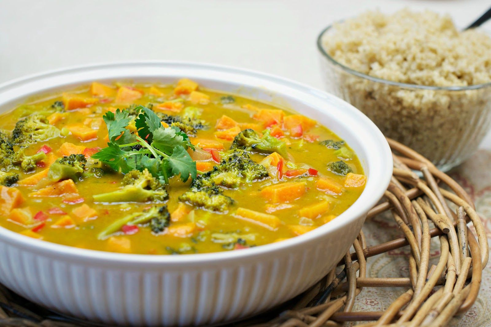 Healthy, Tasty, & Simple Eating: Pumpkin Curry