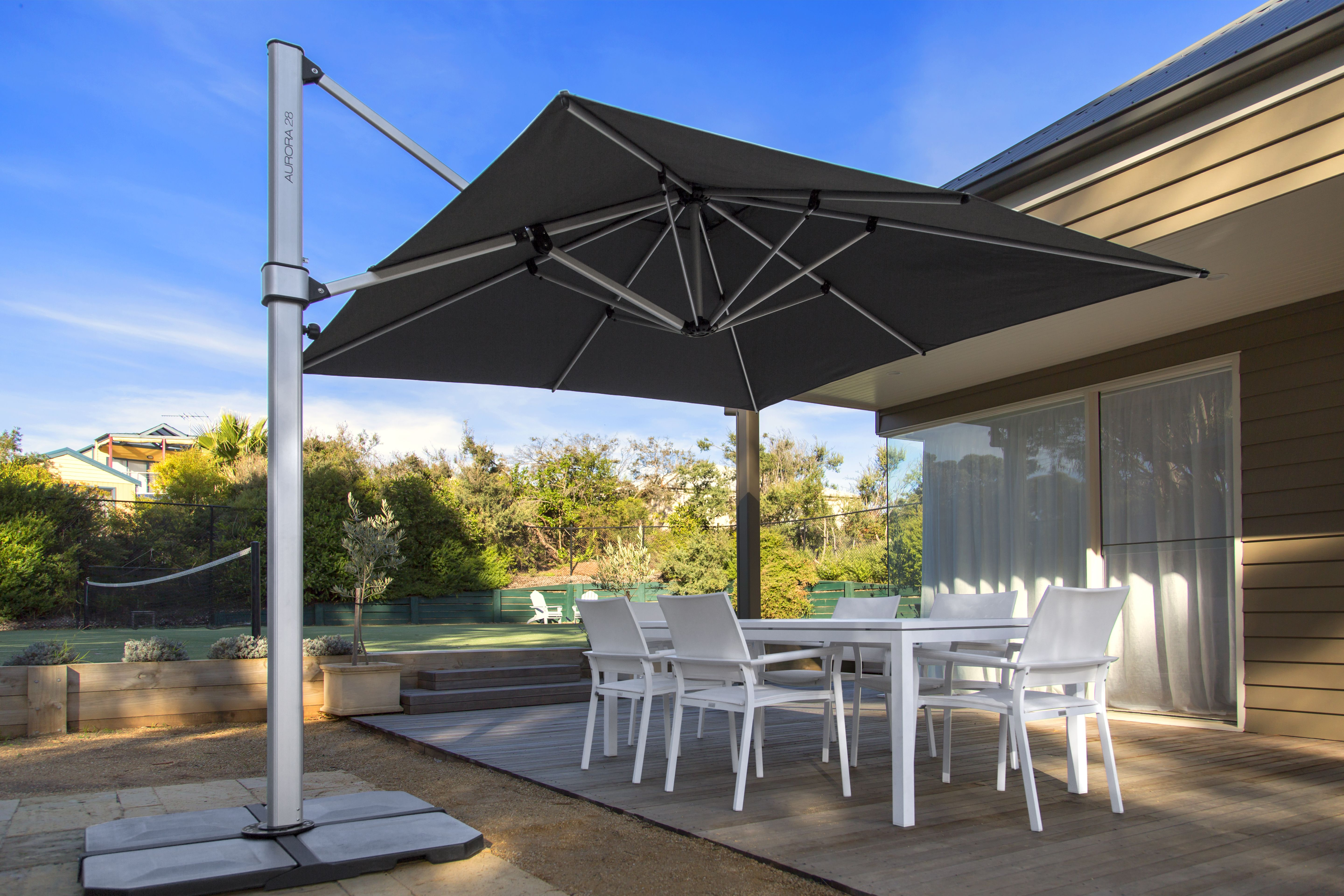 Find high quality mercial patio umbrellas from Resort Contract