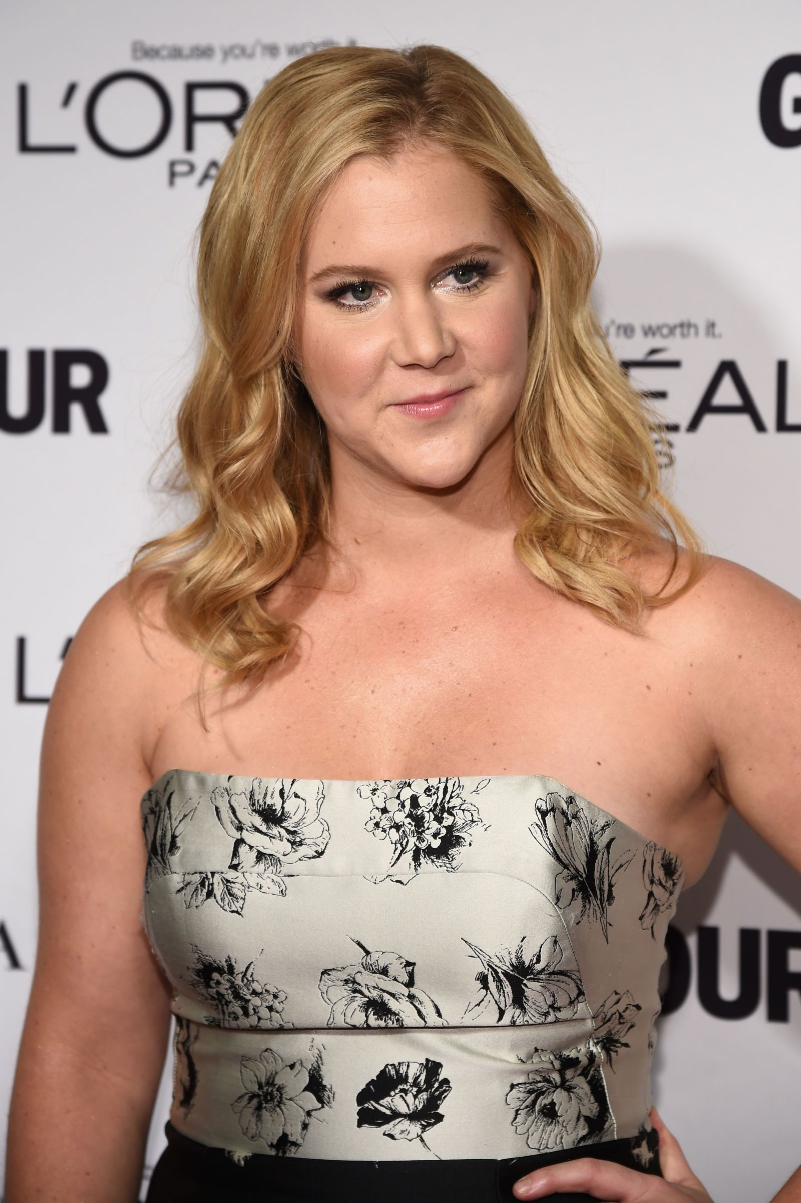 """After a critic called her """"chubby"""" and not conventionally attractive (""""there's no way she'd be an object of heated romance in the real world"""", which, okaydude), the comedian and actress had this epicness to say:""""From the bottom of my heart—I could not care less.""""   - MarieClaire.com"""