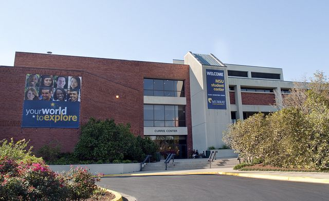 Murray State Curris Center