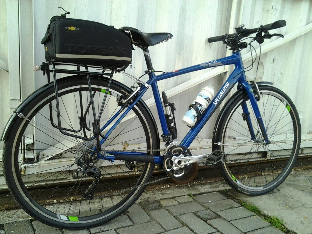 Specialized Sirrus Touring Bicycle | bicycle touring