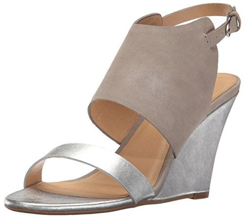 CL by Laundry Metallic Wedge the cheapest online low price fee shipping Jhyhew9
