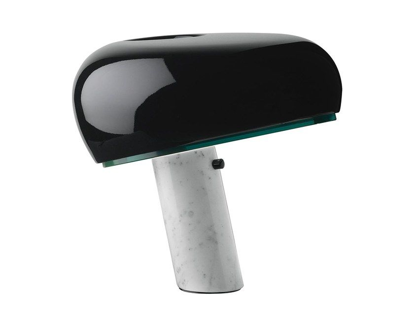 Snoopy Table Lamp By Flos Table Lamp Light Table Marble Lamp