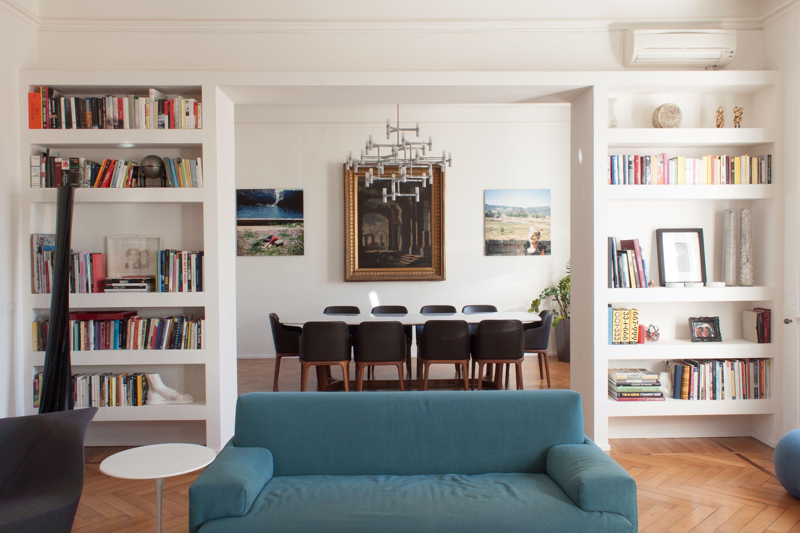Arredamento Moderno Casa.Arredo Moderno Per La Casa D Epoca T5 Design 3a Studio