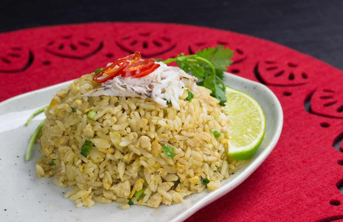 Crab fried rice recipe tasty thai thai dishes and fried rice food forumfinder Gallery