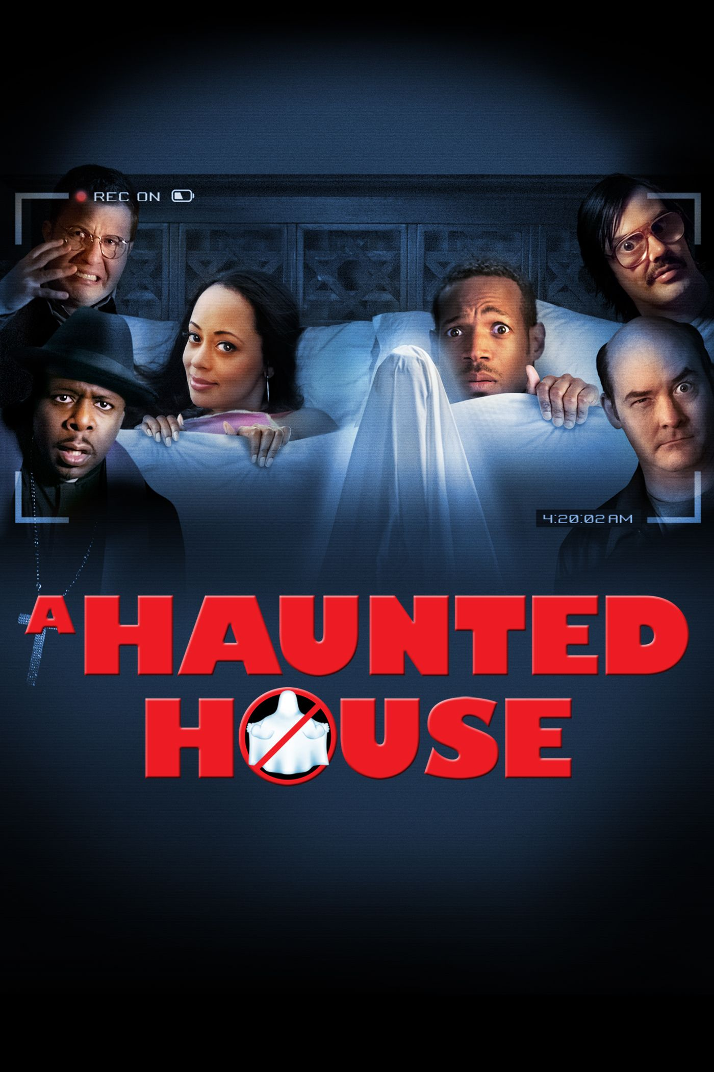 A Haunted House 2013 Movies Poster