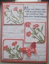 Afbeeldingsresultaat voor wild about flowers stampin up