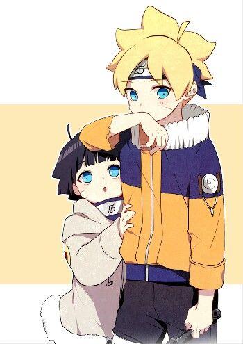Boruto Himawari Uzumaki Boruto Naruto Shippuden Sasuke Naruto Shippuden Anime