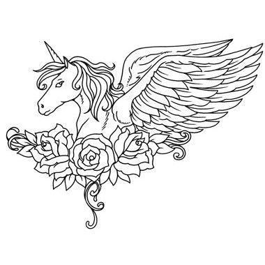 Celtic Unicorn Tattoo Google Search Malvorlagen Pferde Einhorn Zeichnen Ausmalbilder Einhorn