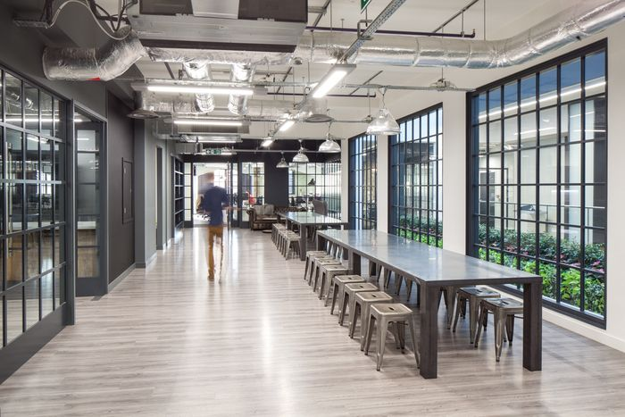 Zoopla Offices London Office Snapshots Office Space Coworking Space Industrial Office Design