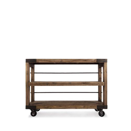 Foreside Factory Shelving Unit 45 Inch By Foreside 332 15 Perfect Piece For Those With A Sophi Wooden Shelving Units Farmhouse Style Furniture Wood Shelves