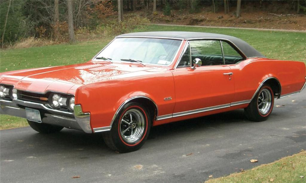 The first Muscle Car that was not a limited production car that ...