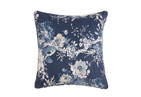 Sure Fit Slipcovers Ballad Bouquet 40 Inch Pillow Slip With Pillow Stunning 18 Inch Pillow Insert