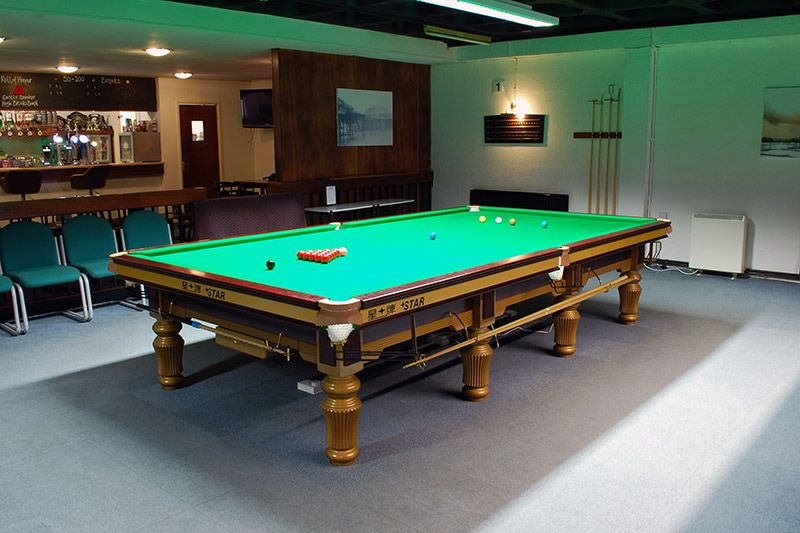 Star Snooker Tables Are Used In Professional Championships And Are - Star pool table