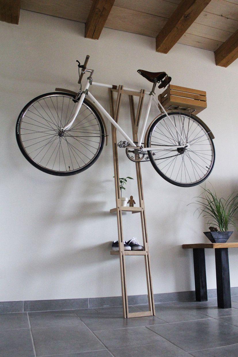 Accroche Velo avec bh #2 / thibaut malet | porte-vélos, blog inspiration et