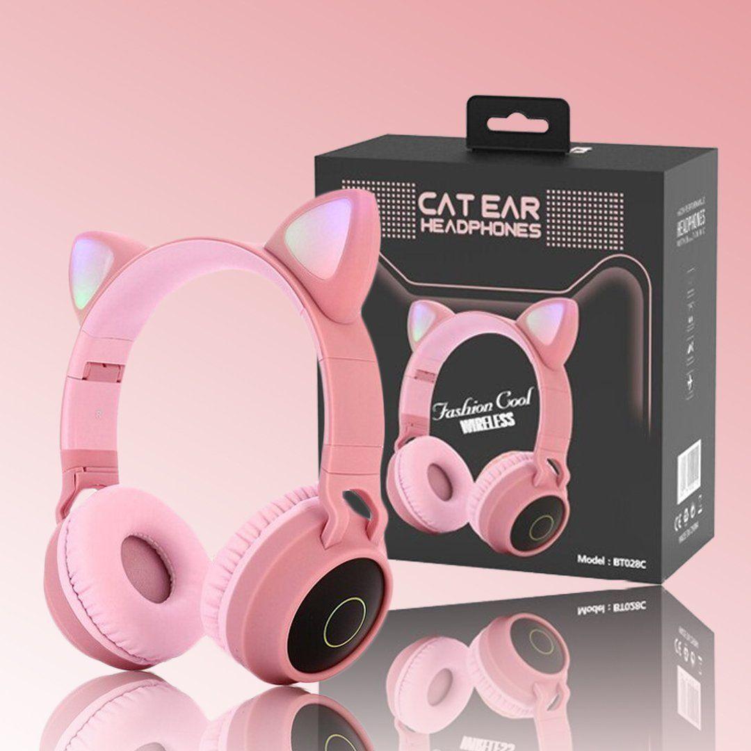 Catgirl Headphones