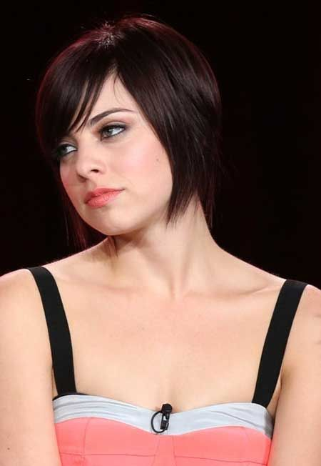 11 Latest Celebrity Srt Hairstyles | Bob hairstyle, Bobs and ...