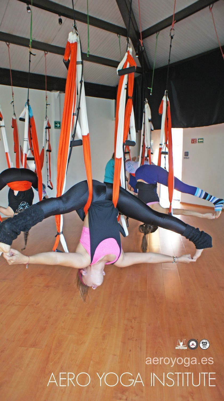 Aero Yoga Institute Mexico Aereo Pilates Aerial Aerien Airyoga Air Fitness Coach Maestros Instructores Escuela Yoga Institute Aerial Yoga Pilates For Beginners