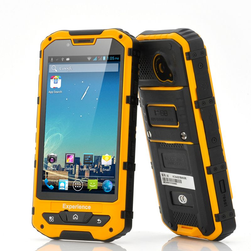 Military Standard Rugged Android Phone