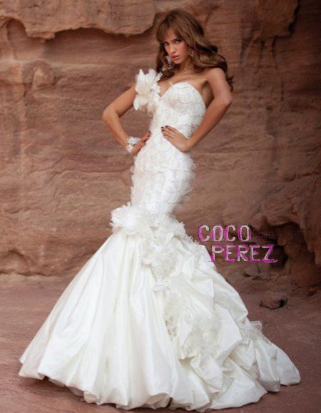 Current wedding dresses