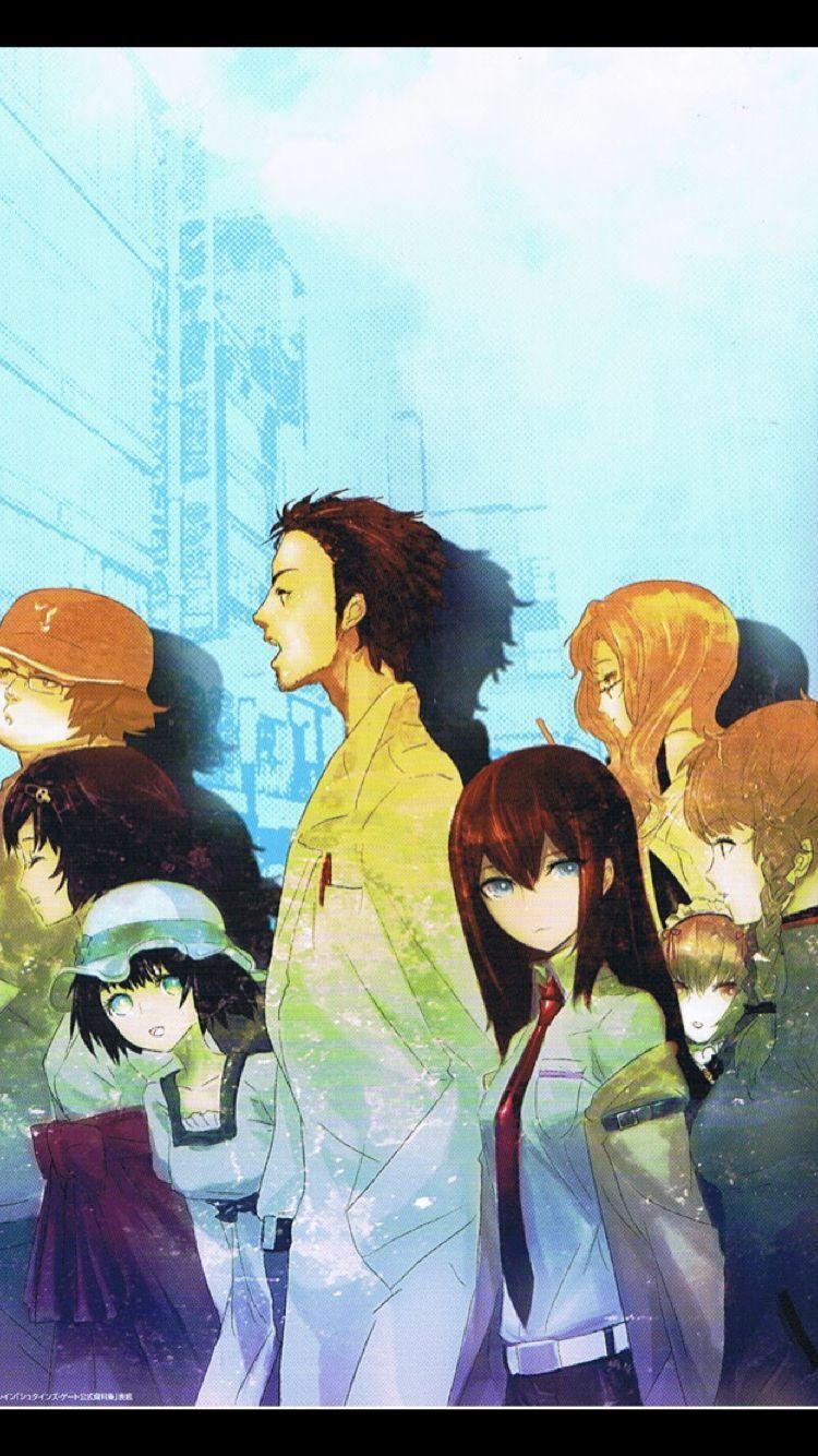 steins gate 0 watch anime hd on 7anime net steins gate 0 watch