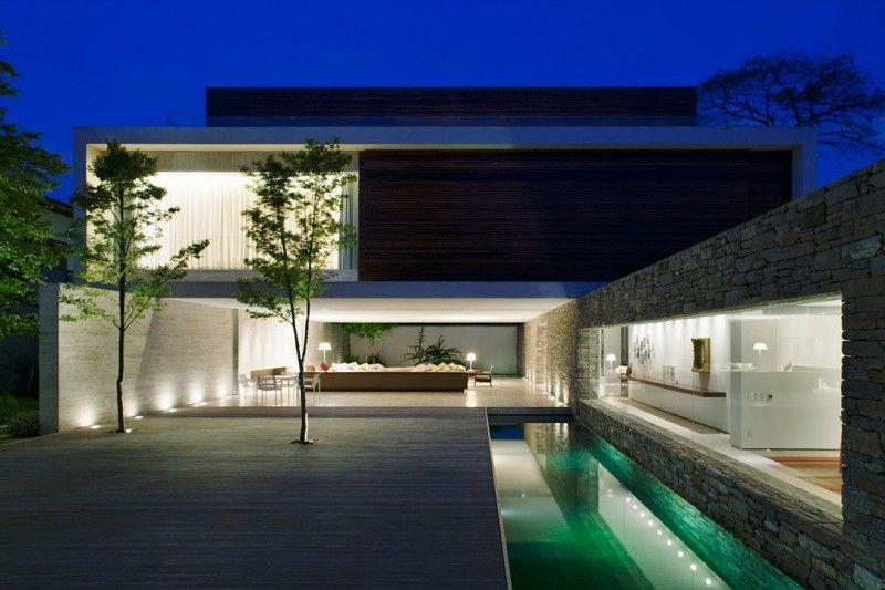 Mirindibas House by Studio MK27 - Marcio Kogan (10)