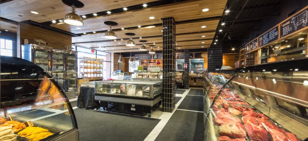 PARAMOUNT BUTCHER´S Diseño de carnicerías modernas - butchery - boucherie