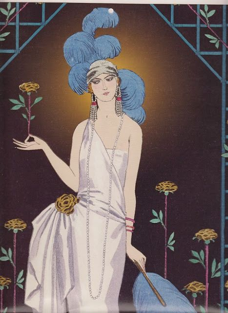 Clothes In Books: Dress Down Sunday: 1929 book & '… a very transparent negligee…'
