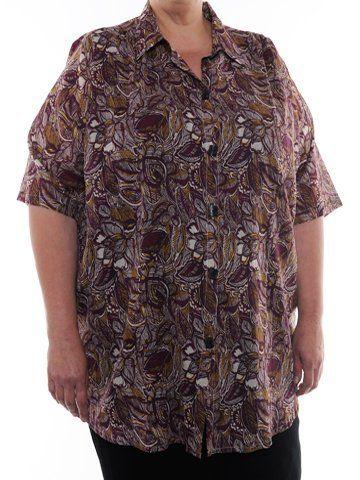 BOP Tops 100% Cotton Poplin Mystic Garden Print Short Sleeve Tunic Top W/Shirring by WeBeBop (0X) Bop Tops by We Be Bop,http://www.amazon.com/dp/B00BYG78ZE/ref=cm_sw_r_pi_dp_yuxCrbB8644B4BB9
