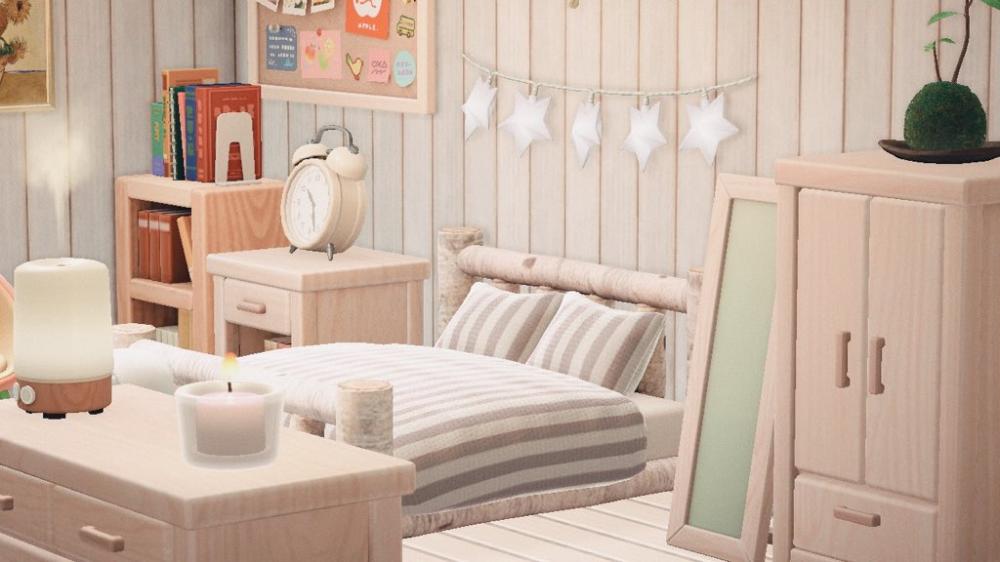 Pin on Animal Crossing on Animal Crossing New Horizons Bedroom Ideas  id=27663