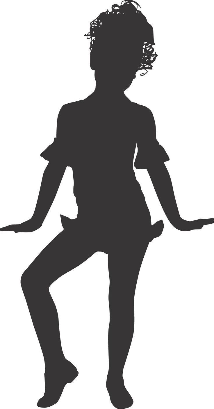dance clipart dancing clip art 4 clipartcow clipartix | silhouette