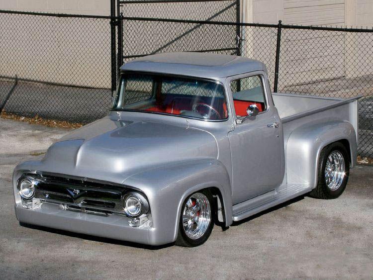 Pin Em F 100 Trucks