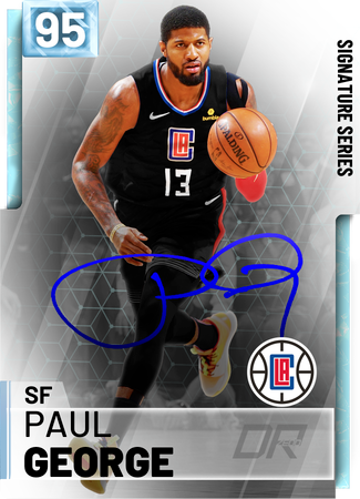 3 Custom Cards 2kmtcentral Paul George Nba Best Nba Players Nba Pictures