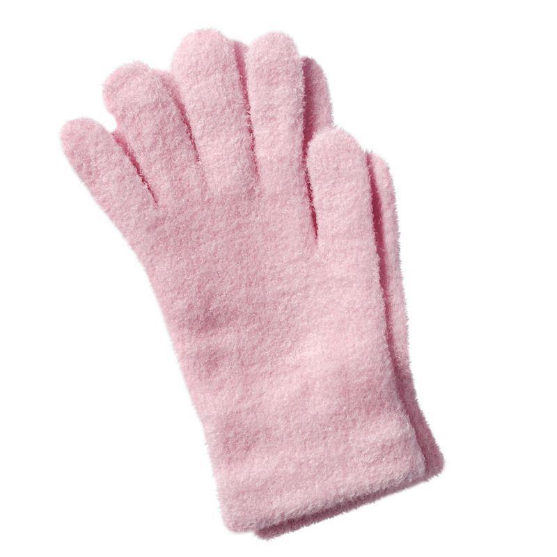 Earth Therapeutics Moisturizing Gloves, Multicolor