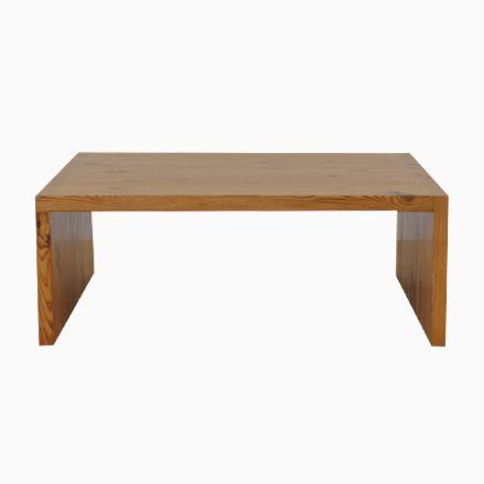 Vintage Clubtisch aus Solidem Holz Jetzt bestellen unter   - arbeitsplatte küche online bestellen