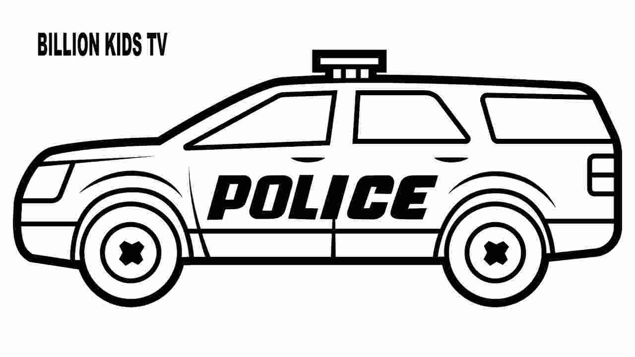 Free Printable Coloring Pages Of Police Cars Cars Coloring Pages Truck Coloring Pages Coloring Pages