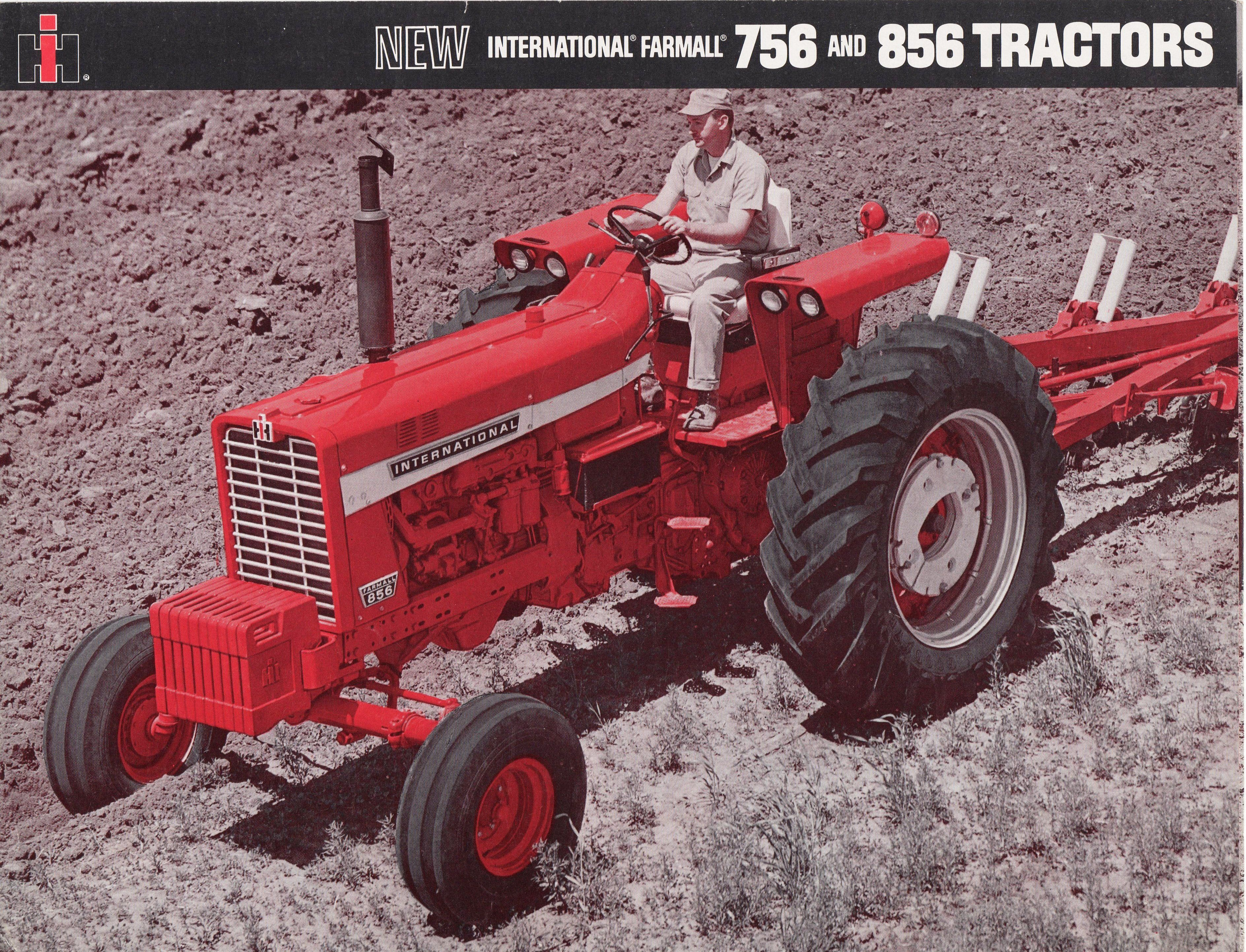 Farmall 756 Tractor Wiring Diagram Model Year Ih And Tractors International 3775x2885