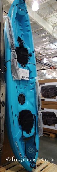 2 Person Kayak Costco >> Lifetime Products Emotion Spitfire 12 Ft Tandem Sit On Kayak