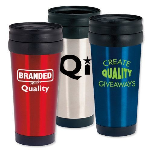Personalized Stainless Steel Deal Tumbler - (16 oz.) (Q436311)