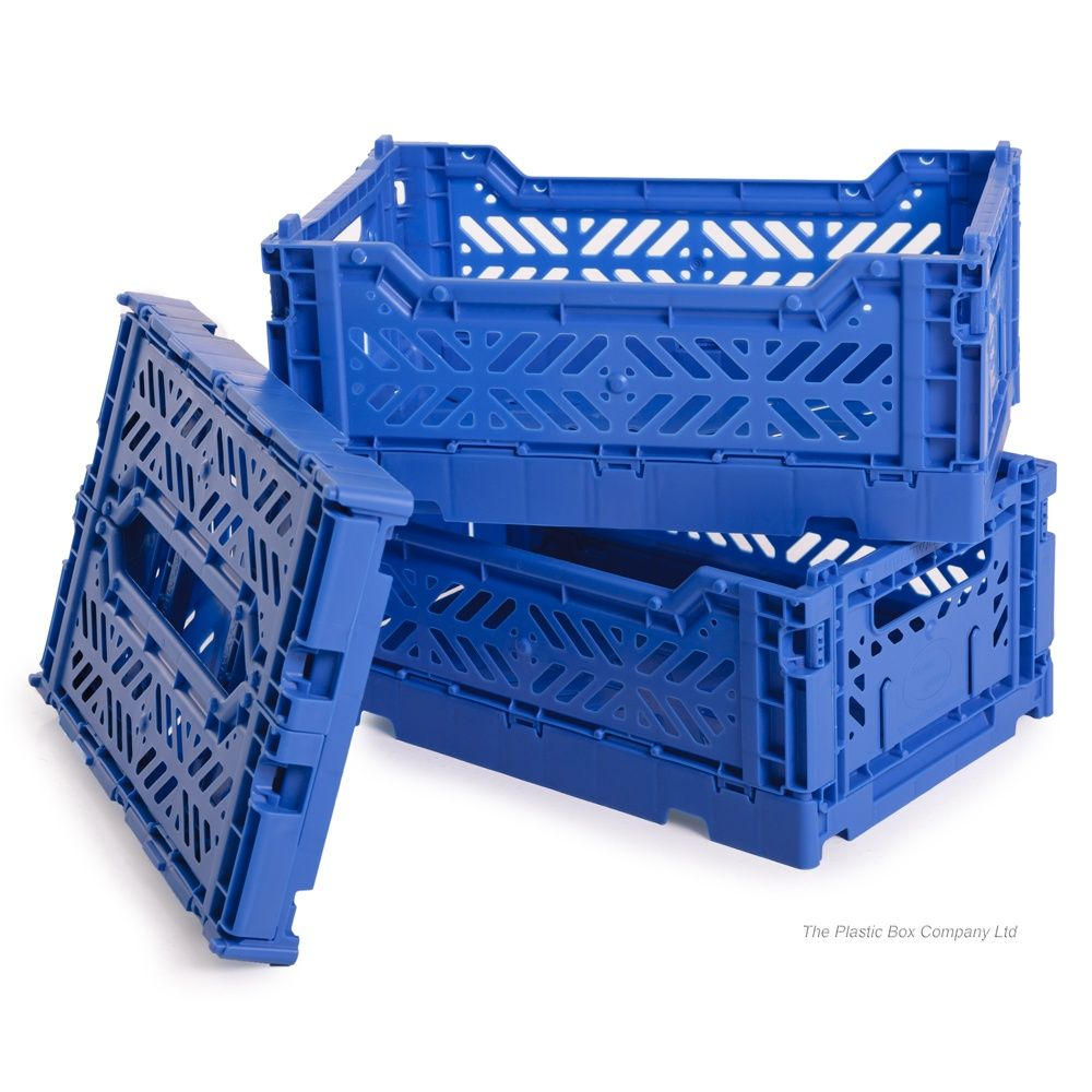 Watch This Video It Shows All Types Of Plastic Foldable Crates