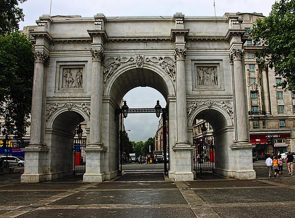 Marble Arch By Nicky Jameson Marble Arch Arch London England