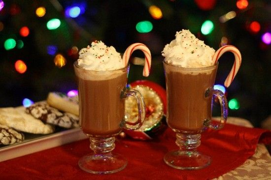 Reindeer's Breath Christmas Drink (serves two) - 1 cup hot ...