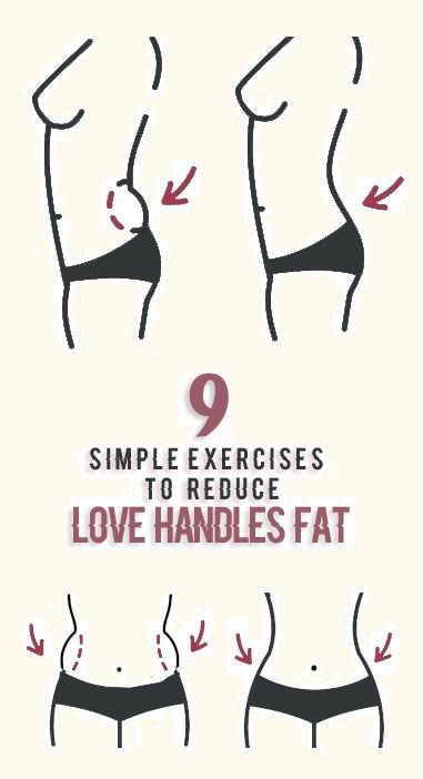 Here are a few exercises to reduce love handles and tone them to have the perfect curves of your dreams.