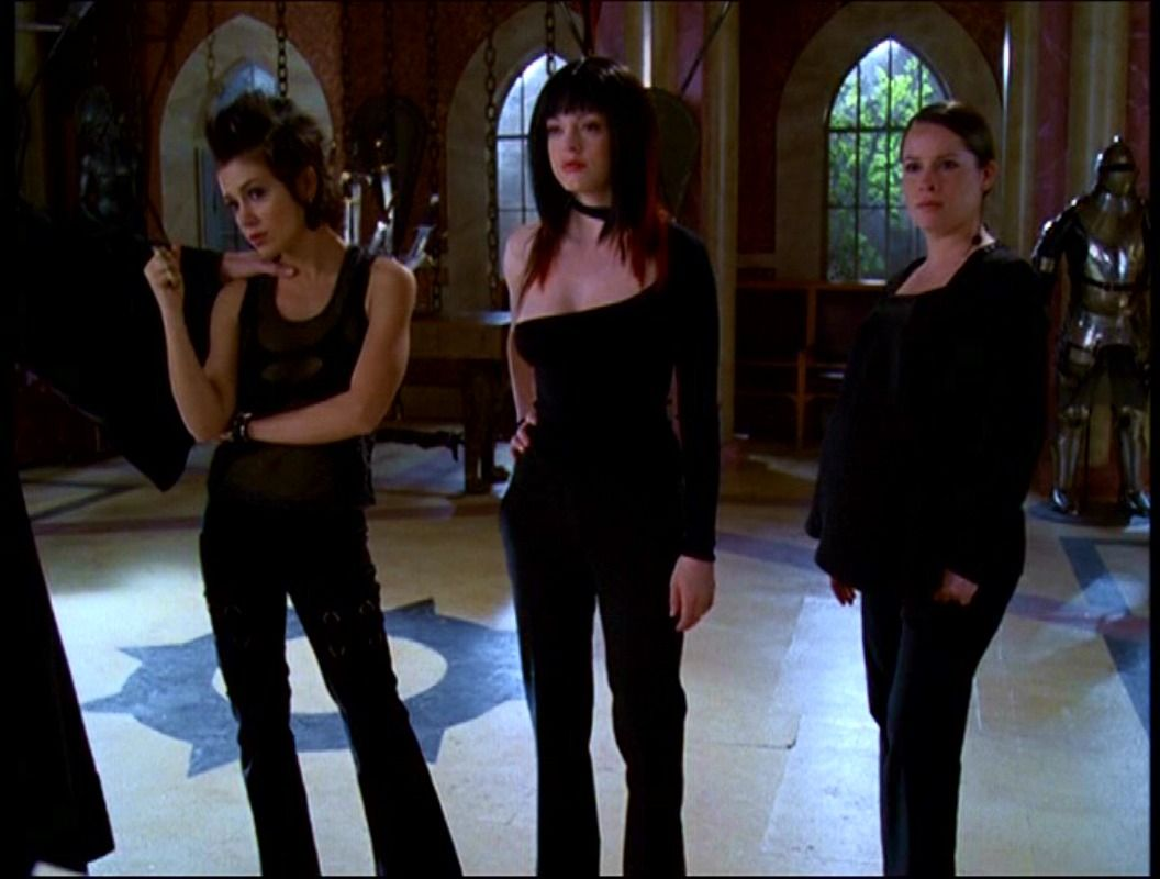 Evil Charmed Ones Charmed Sisters Charmed Tv Show Charmed Tv