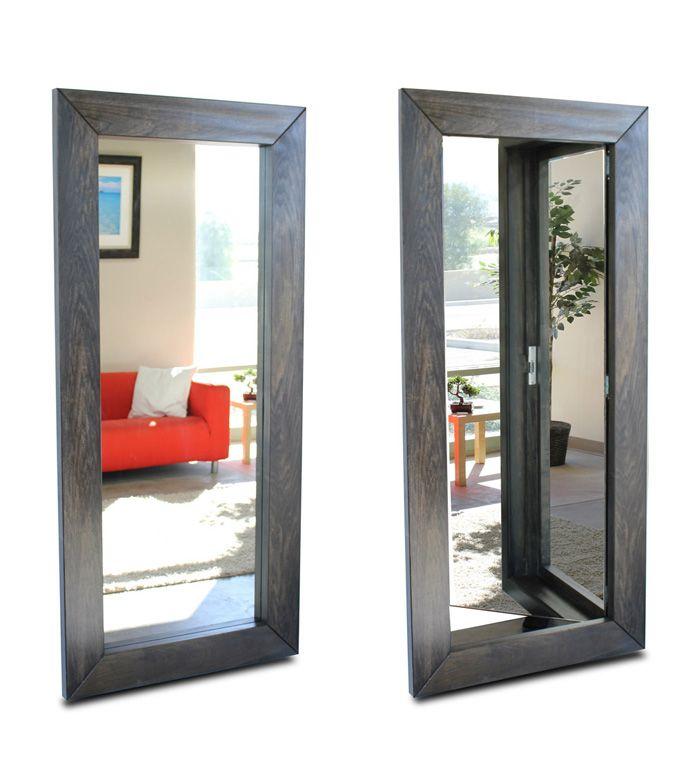 Modern And Cool Hidden Doors Portes - Porte placard coulissante jumelé avec serrurier 75013