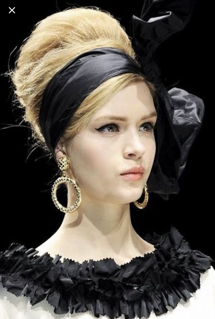 Option For Reception Hair Without The Headband Long Hair Styles Vintage Hairstyles Hair Styles