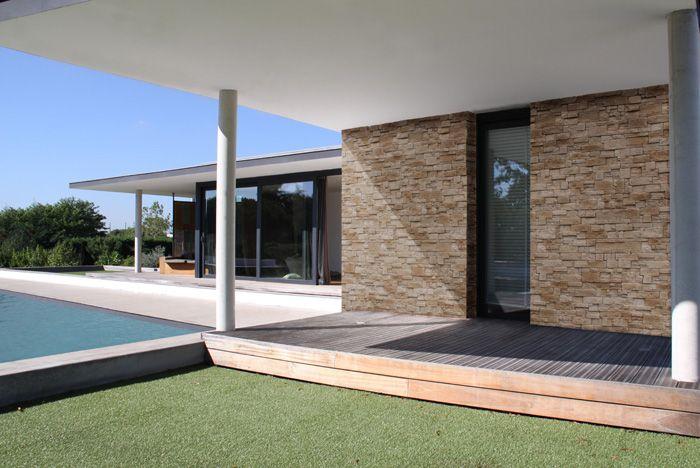 orsol cubik ton naturel ext projets pierre pinterest pierre parement parement et pierre. Black Bedroom Furniture Sets. Home Design Ideas