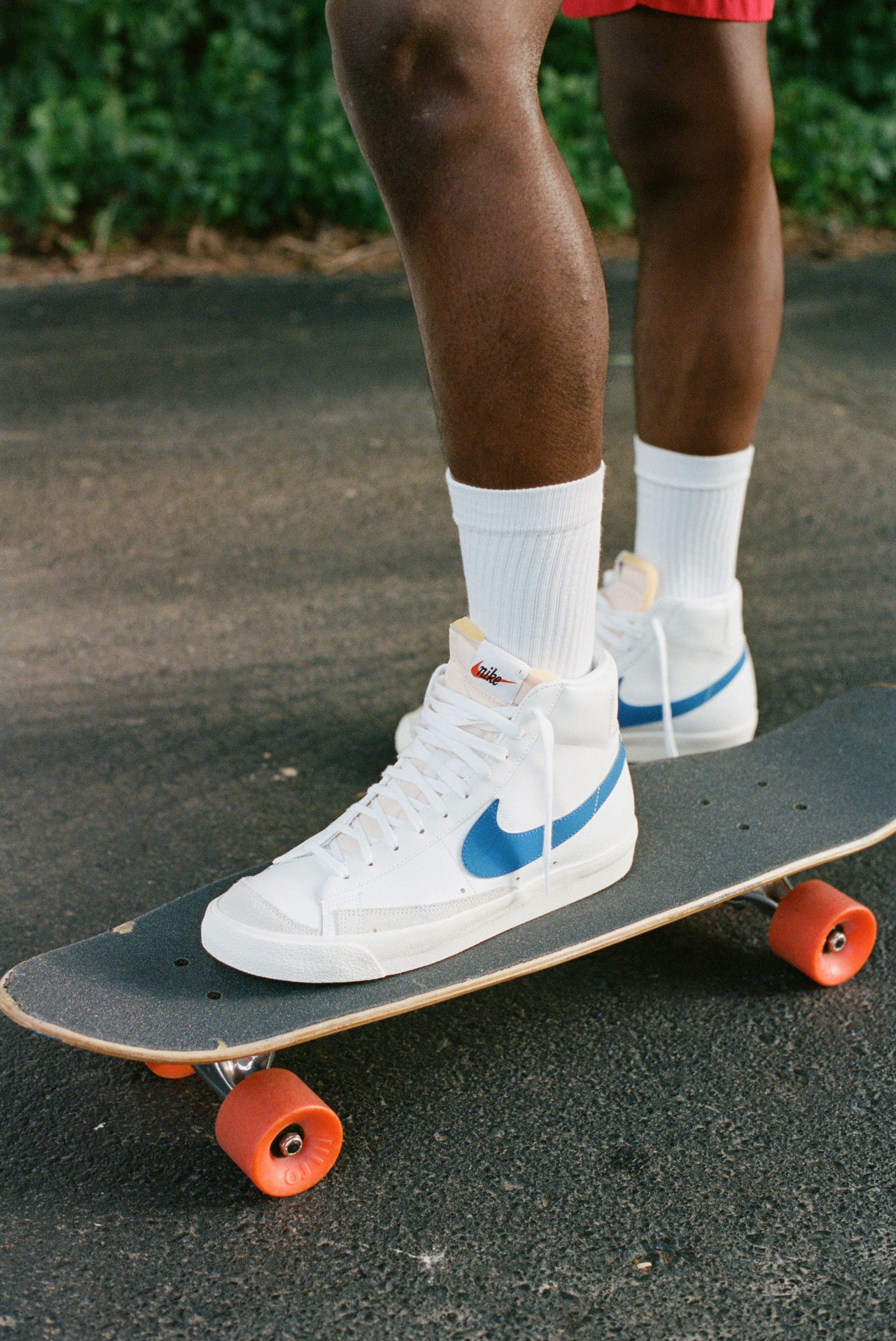 Nike Blazer Mid 77 Vintage Racer Blue
